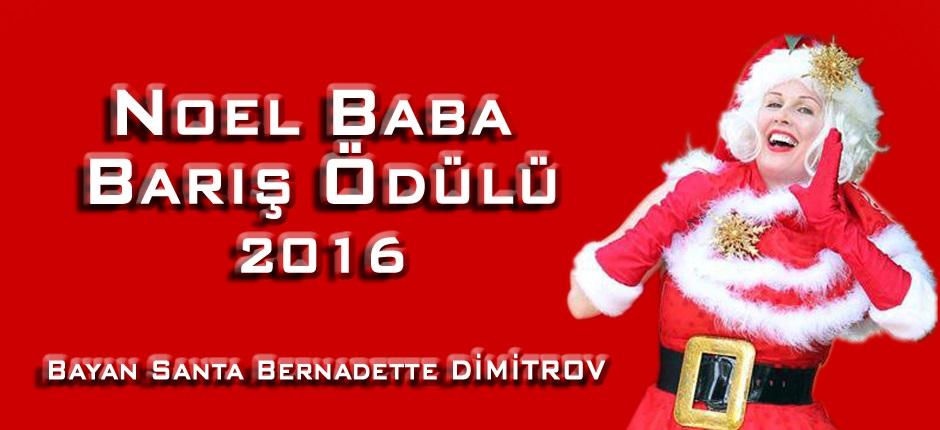 2016 BARIŞ ÖDÜLÜ